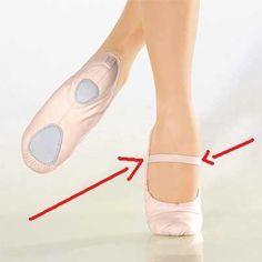 Traduzido pelo google    Master class de hoje em fazer chinelos simples, sapatos de ballet. Eles são apenas na aparência, mas a complexid...