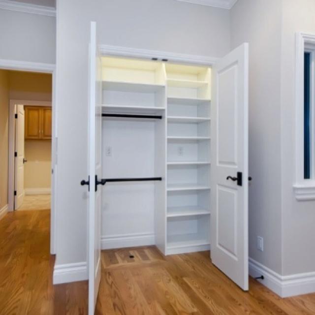 1 Of 2 Closet Idea Closet Ideas
