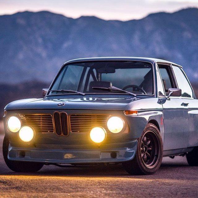 Визуальный Кокаин. 1976 BMW 2002