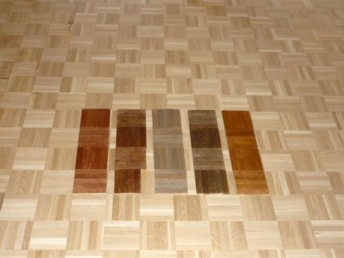 Les 25 meilleures id es de la cat gorie parquet mosaique for Parquet renovation
