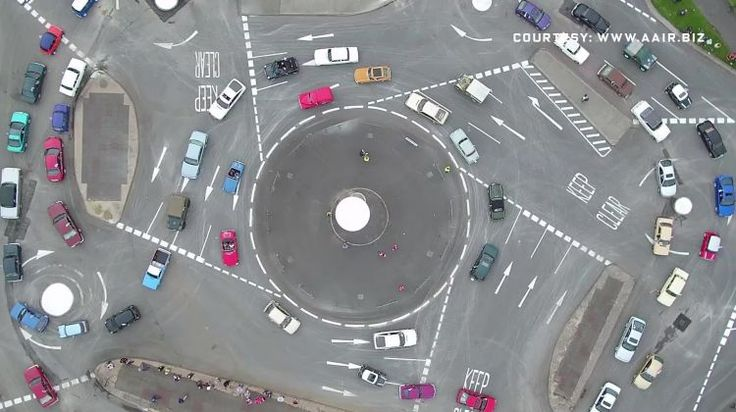 See How an Insane 7-Circle Roundabout Actually Works on video.wired.com