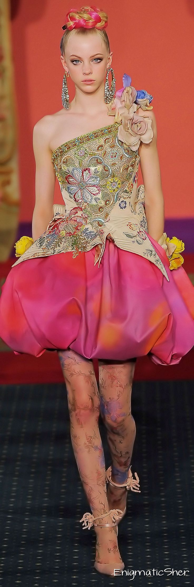 Christian Lacroix Spring Summer 2009 Haute Couture