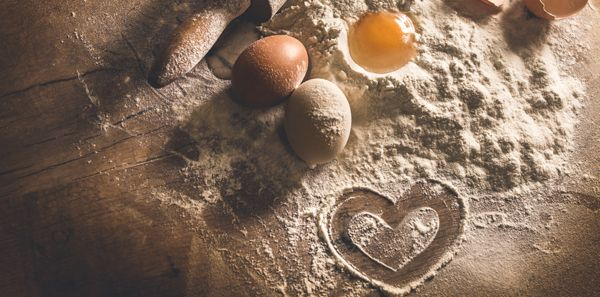 Looking for a way to relieve some stress? Here are a few reasons we think baking is the best stress reliever! #WhollyWholesome