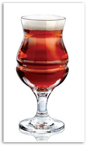 Набор бокалов Bier Somelier 400 мл 6 шт Borgonovo 11091820