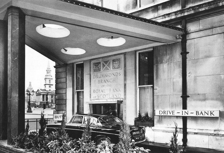 Drive-In Banking