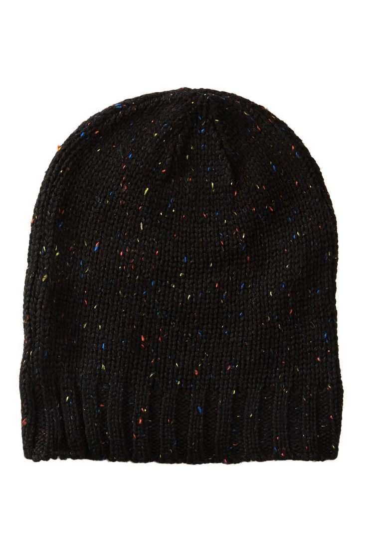 Hipster Accessories Flecked Beanie by Hipster on @nordstrom_rack