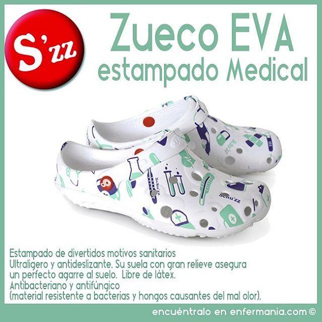 gran selección de 8ddfc 15218 ZuecosEnfermera #ZuecosEnfermeria #ZuecosProfesional ...