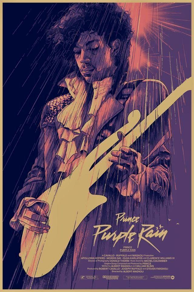 PRINCE • PURPLE RAIN - bigtoe142@hotmail.com