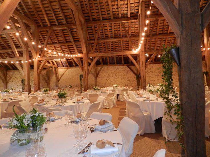 Prieuré de Lavaray - FONDETTES (37230) - 1001Salles - Salle de mariage-7