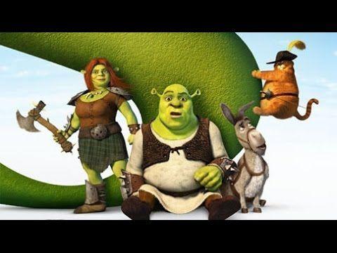 Shrek para sempre filme completo dublado - Filmes de animação