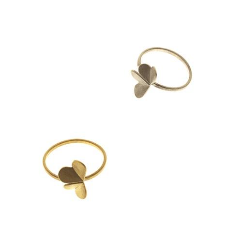 Clover - Lei Foo... wear them combined or separate. Wearable art - BEAUTIFUL