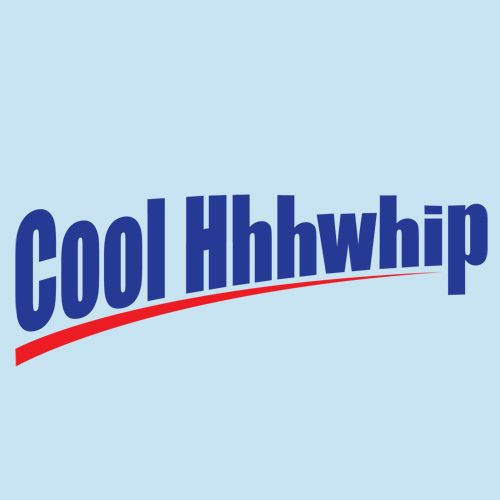 COOL HHHWHIP T-SHIRT.  Because that's the way combination w-h is pronounced!  /HW/  Actually, this should be spelled:  Hwip! ;)