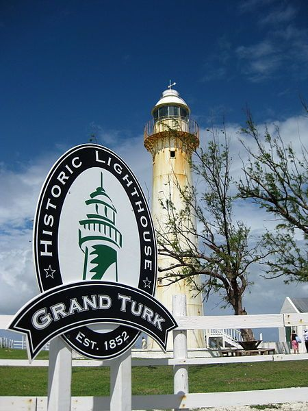 Historic #Lighthouse Park on the northern tip of Grand Turk Island is the home to the Grand Turk Light, a beacon to ocean vessels since 1852. http://www.roanokemyhomesweethome.com