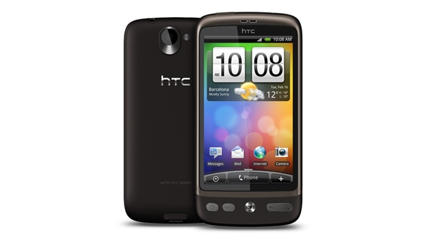 #7 - HTC Desire