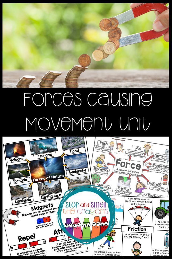 hight resolution of 3rd Grade Science   Forces Causing Movement  Ontario   Grade 3 science