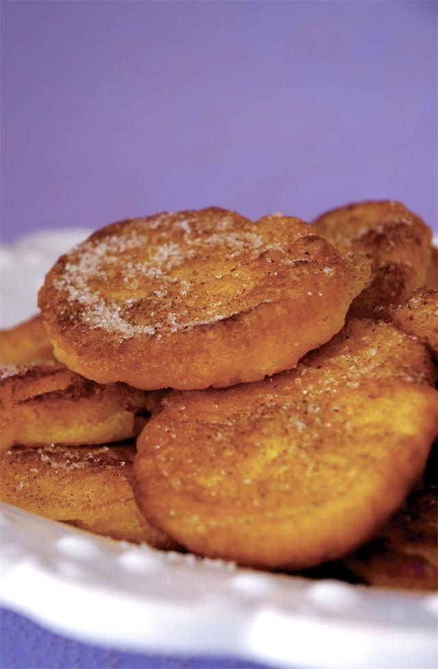 Pumpkin cakes recipe   Pampoenkoekies resep