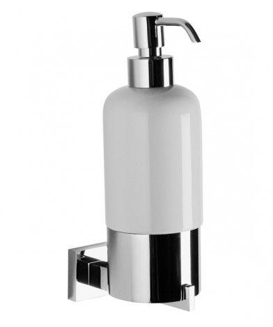 Crosswater Zeya ZE011C Ceramic Soap Dispenser   UK Bathroom Store. 10 Best images about Bathroom on Pinterest   Wash bags  Basin