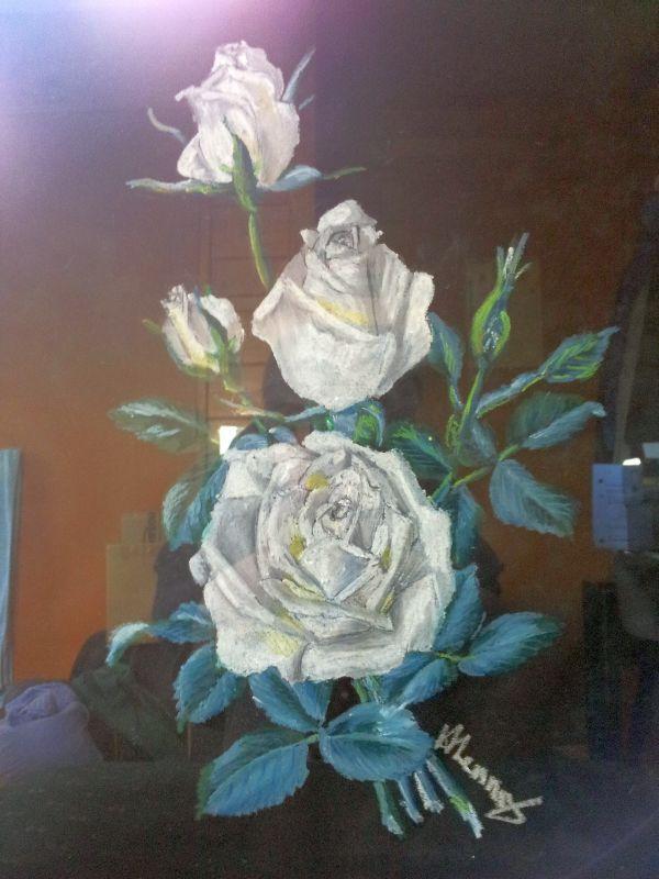 White Rose by Heather Lennox