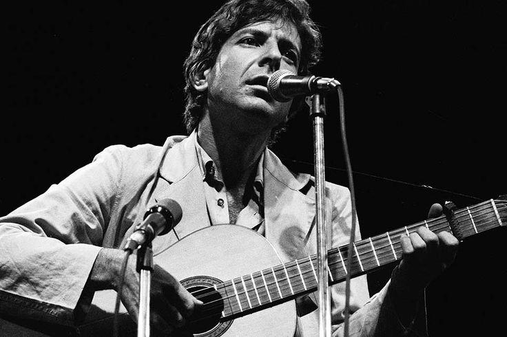 """Leonard Cohen: 20 canciones esenciales Lo mejor del cantautor icónico detrás de """"Suzanne"""" y """"Hallelujah""""       Leonard Cohen.  La poesía, la ficción y las canciones eran... http://sientemendoza.com/2016/11/16/leonard-cohen-20-canciones-esenciales/"""