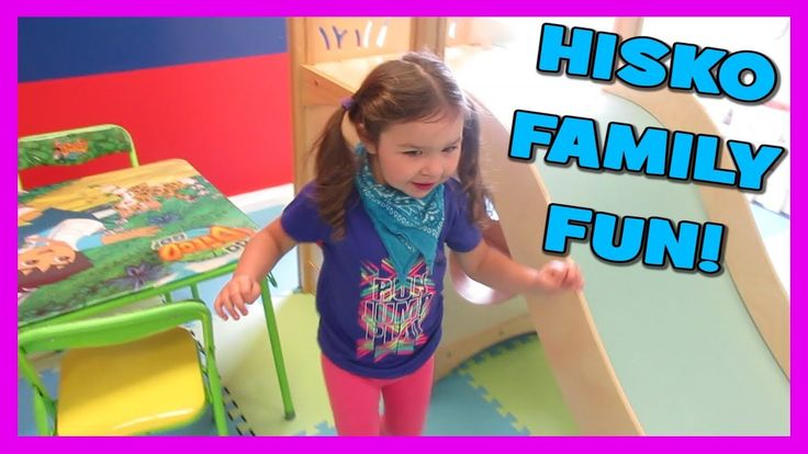 PLAYING AT CHILDREN'S CENTRE + Speech Therapy (Angelman Syndrome) - Fami...