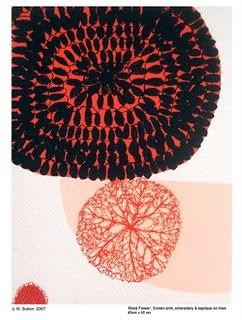 Maxine Sutton, Embroidery