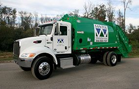 Santek Waste Services - Cleveland, Tennessee www.garbagemanday.org