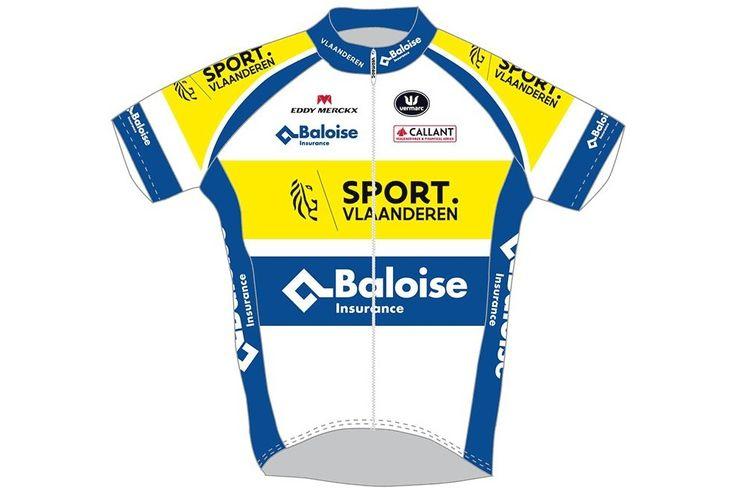 Découvrez les maillots de Roompot-Nederlandse Loterij, Quick-Step Floors, Sport Vlaanderen-Baloise, LottoNL-Jumbo et Sky pour la saison 2017. ICI Découvrez les maillots de Roompot-Nederlandse Loterij, Quick-Step Floors, Sport Vlaanderen-Baloise, LottoNL-Jumbo...