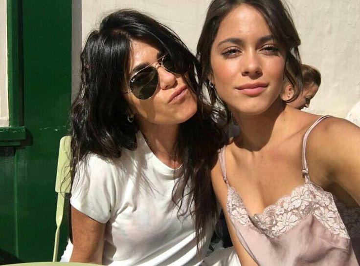 Tini with mam (Marianna) #TINI