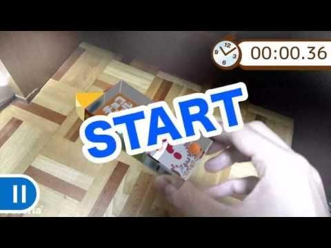 キョロちゃんを救え(キョロちゃんの遊べるAR II) - YouTube