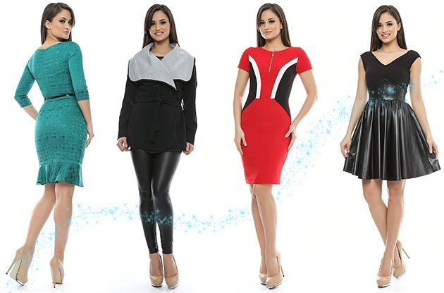 La Adrom Collection au sosit modele noi de haine, pe care le puteți vedea și achiziționa în regim angro de pe www.AdromCollection.ro.  Spor la cumpărături!