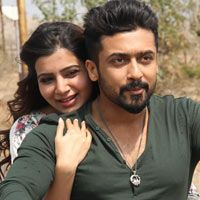 Suriya-starrer Anjaan is shaping up fast. The crew is planning to shoot some important sequences in Mumbai soon.  Directed by N Lingusamy, the movie has Samantha opposite Suriya. The film is all set to hit screens on Independence Day (15 August). Jointly produced by Tirrupathi Brothers and UTV Motion Pictures, it has Telugu Actor Brahmanandham playing the comedian.