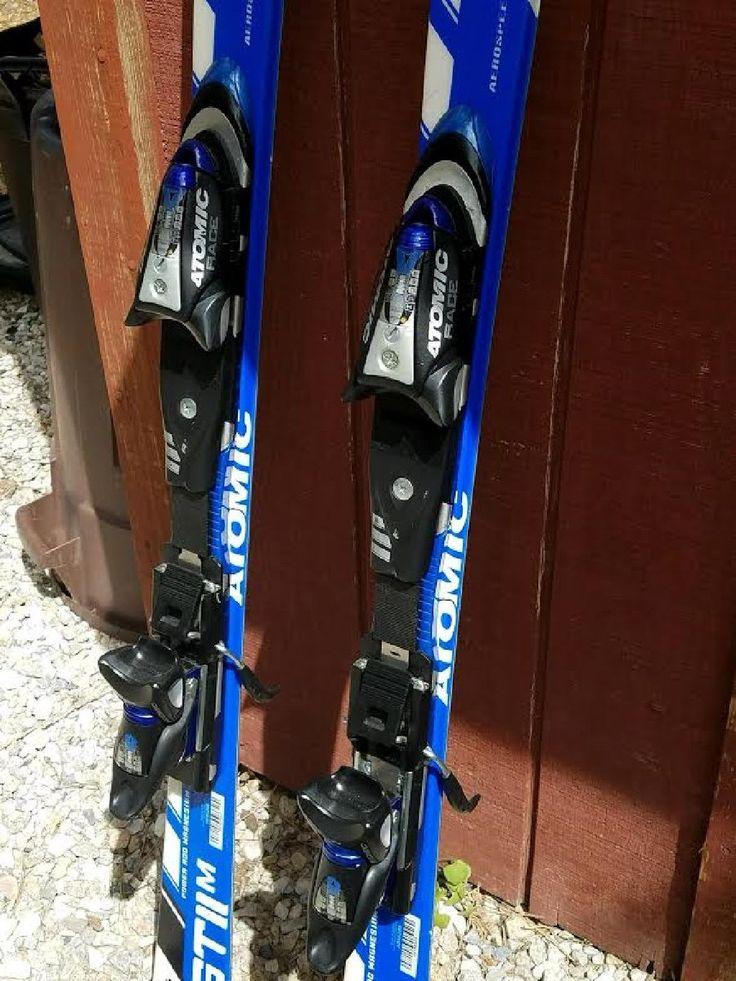#Atomic #STIIM #race #skis and race #bindings Sporting Goods - #BigBearLake, CA at #Geebo
