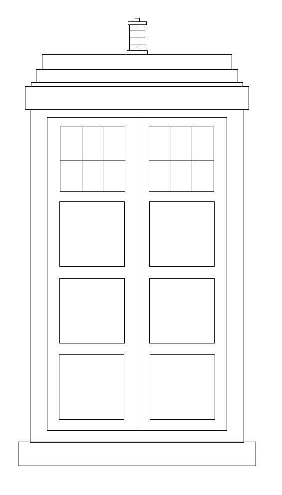 minimalist doctor who