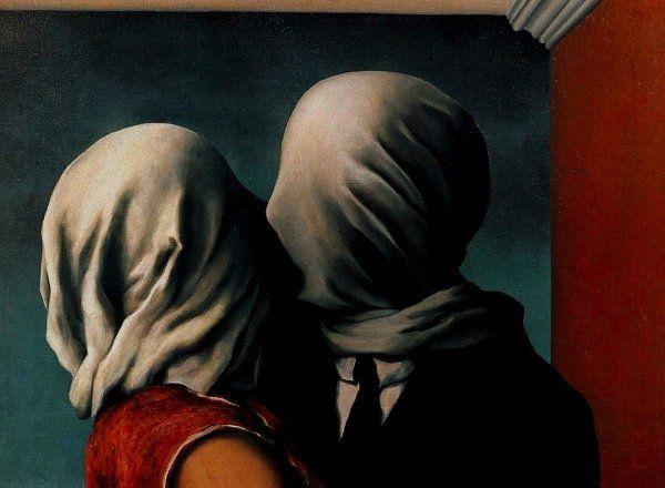 Les Amants, Rene Magritte
