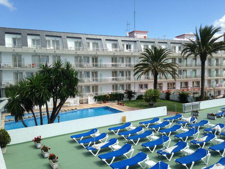 Hotel Nuevo Vichona - Sanxenxo - Pontevedra - Rías Baixas - Galicia www.nuevovichona.com  #turismo #vacaciones #Sanxenxo