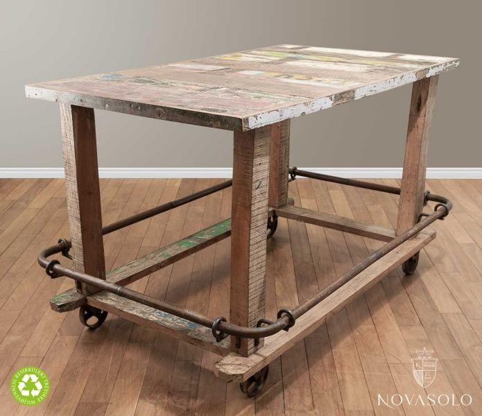 Charleston barbord / kjøkkenøy - NovaSolo.no