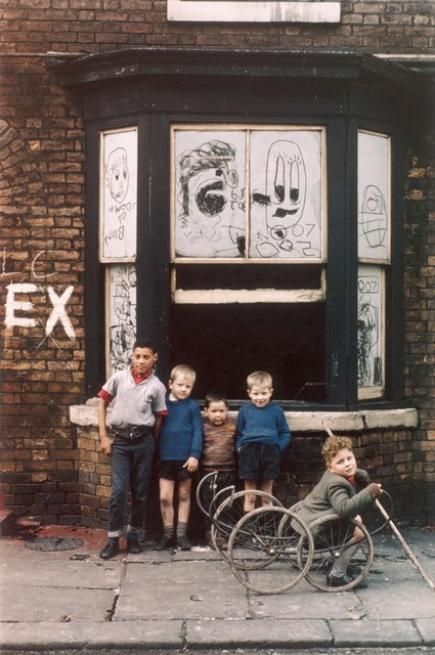 Life... as it was, as it is: Remembering Shirley Baker and her iconic photography of Salford and Manchester   Mancunian Matters