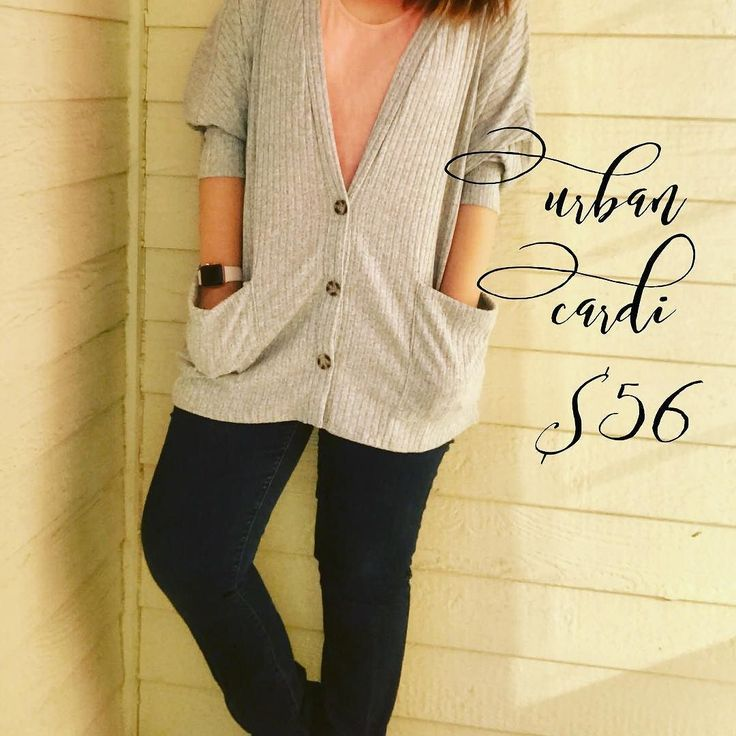 Cardi Comfort  I admit I have a deep love for a slouchy Cardi  comfortable yet in trend I have two colors available  Size down if you are in between sizes! Available now link in my bio! #adbyalexis #adstyleempire #agnesanddora
