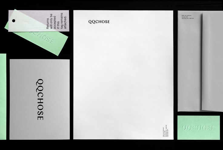 Picture of 2 designed by Paprika for the project QQCHOSE. Published on the Visual Journal in date 15 February 2017