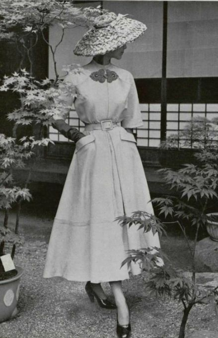 1948 Christian Dior                                                                                                                                                                                 More