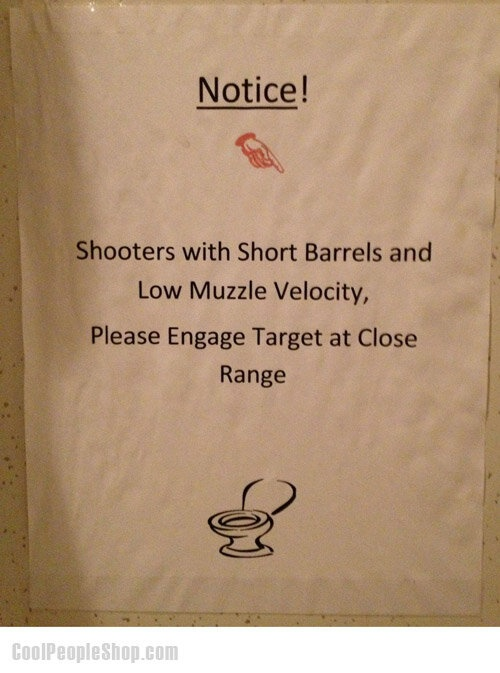 13 best toilet notices images on Pinterest | Bathrooms ...