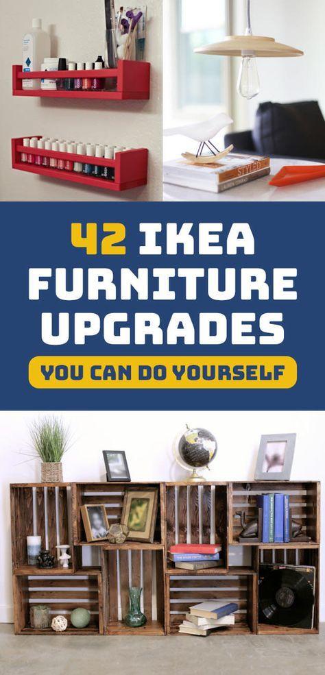 42 Tricks To Transform Every Ikea Item You Own Ikea Ideas Ikea