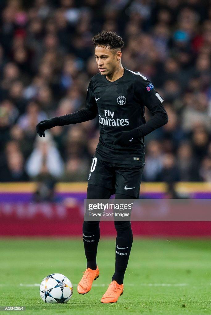 Neymar Da Silva Santos Junior Neymar Jr Of Paris Saint Germain In Neymar Jr Neymar Da Silva Santos Junior Neymar