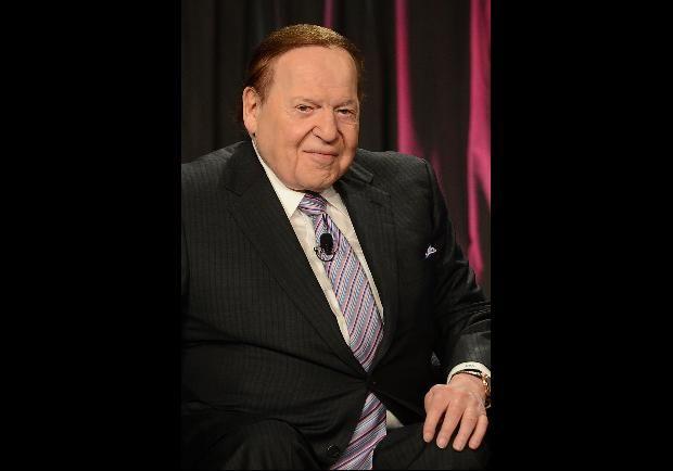 Forbes 400 Sheldon Adelson