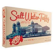 Image result for salt water taffy box