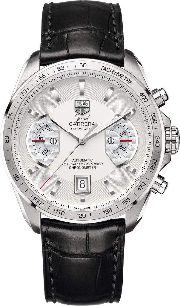 TAG Heuer Watch Grand Carrera Chronograph Calibre