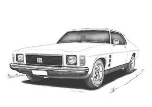 holden monaro drawing - Google Search