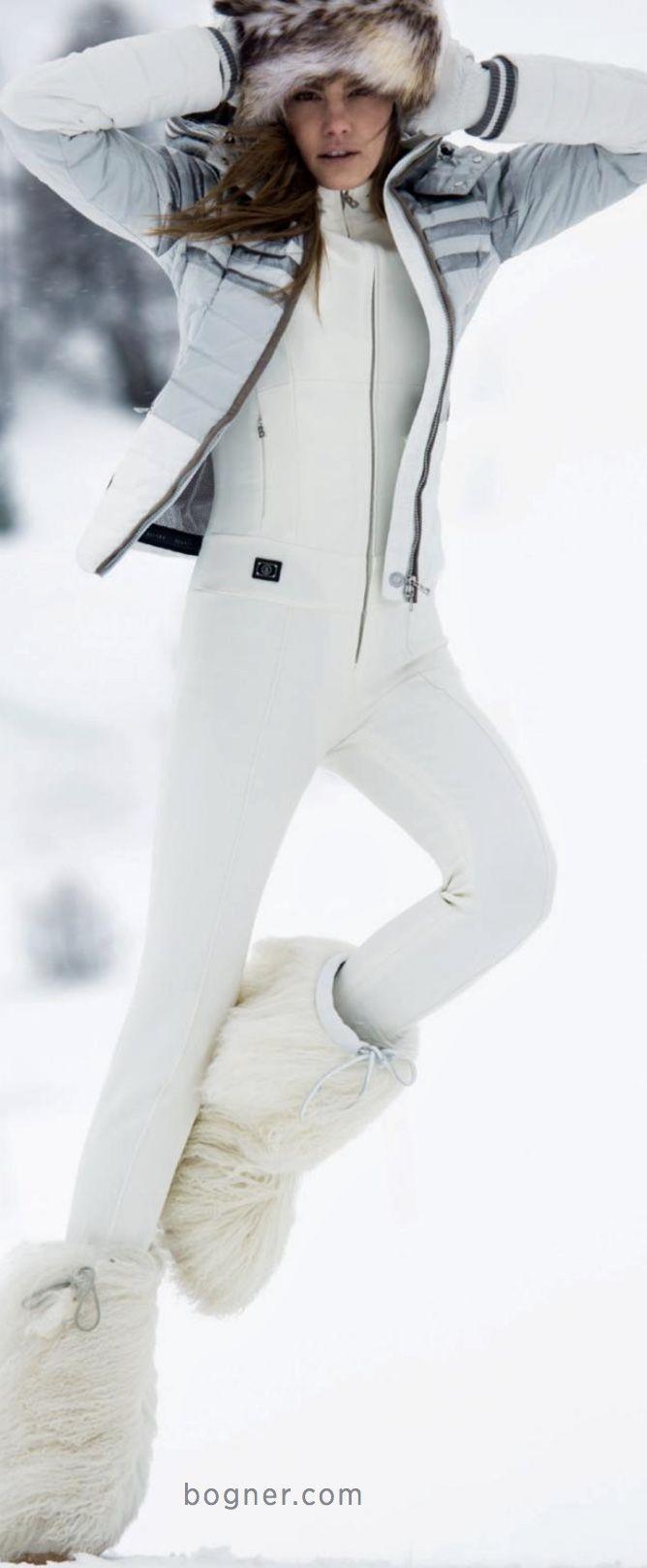 Ski Bunny, Bogner, Ski Apres, Bogner