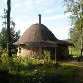 Hliněný dům
