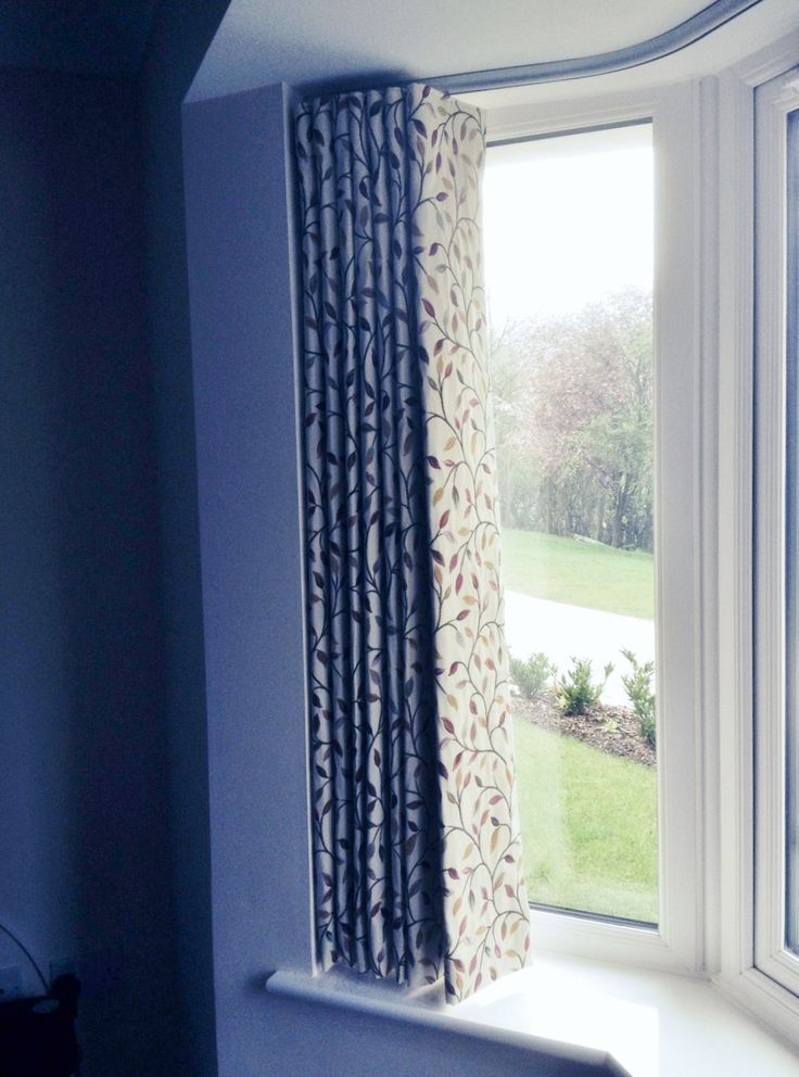 Amazing This discreet top fixed track works superbly in tricky shaped bays and the wave curtains don New Design - Review curtains direct Unique